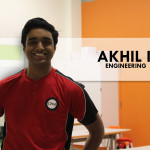 Akhil I. - Engineering Captain
