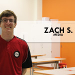 Zach S. - Digital Media Captain
